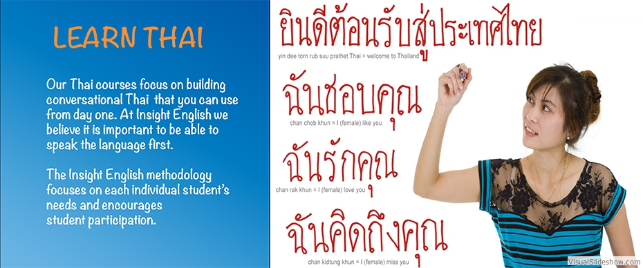 Become a teacher in Thailand with our four week TEFL course