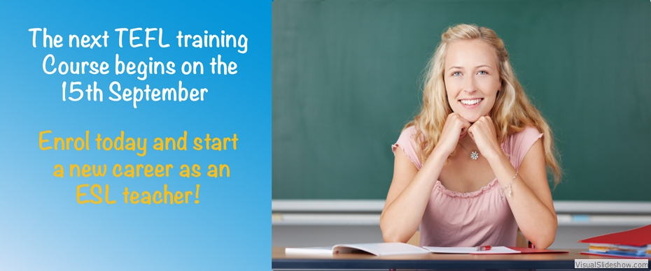 Enrol today and become an English teacher in Thailand
